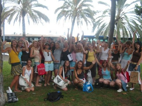 Flirten in lloret de mar