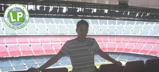Ausflug Camp Nou