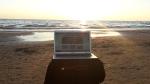 Alanya Urlaub Oktober Laptop mit gratis WLAN