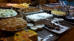 Alanya Urlaub Oktober Buffet - Nachtisch