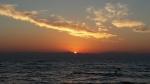 Alanya Urlaub Oktober Sonnenuntergang